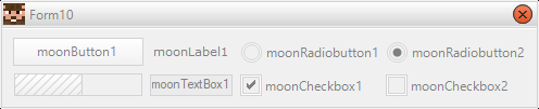 MoonTheme
