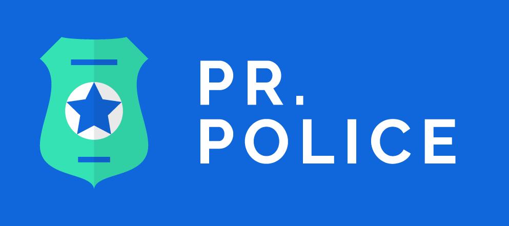 Pr. Police logo