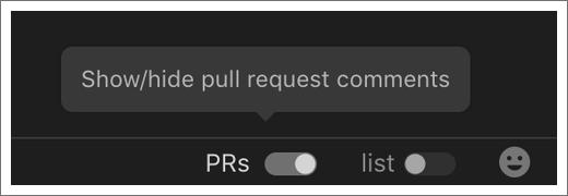 PR Filter