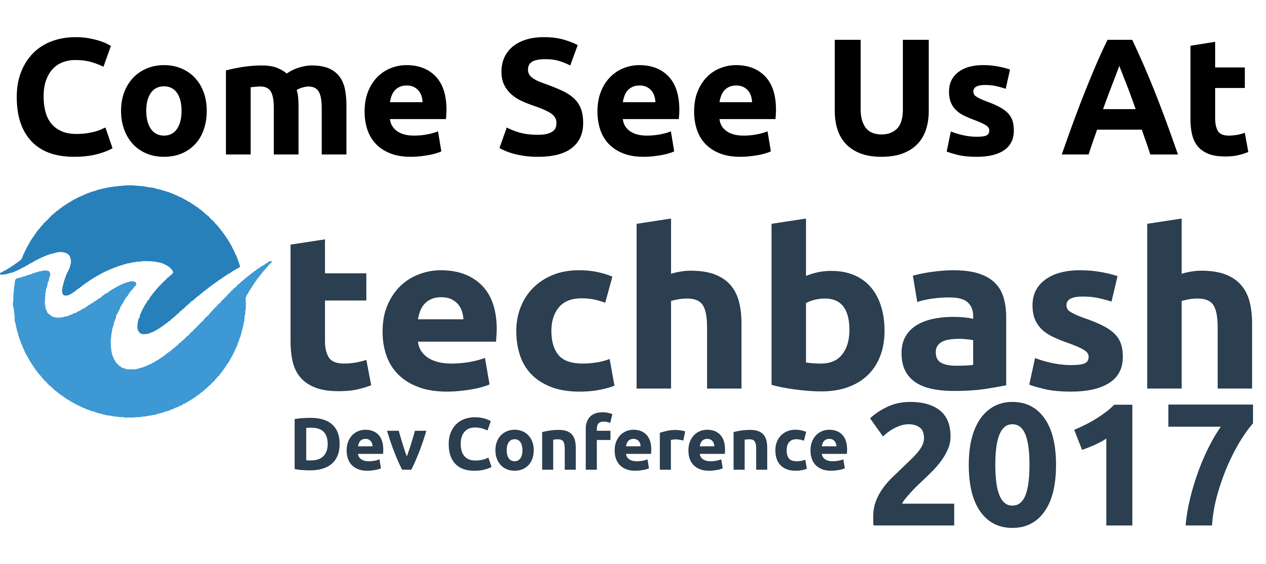 Come See Us at Techbash 2017