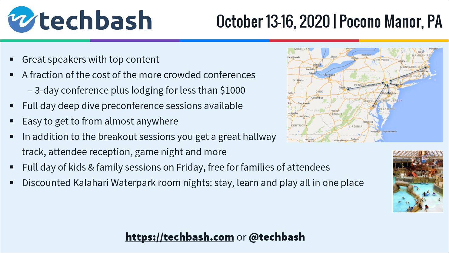 TechBash 2020 - Light Slide