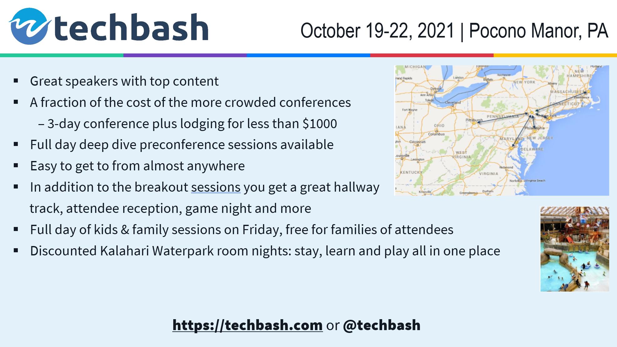 TechBash 2021 - Light Slide