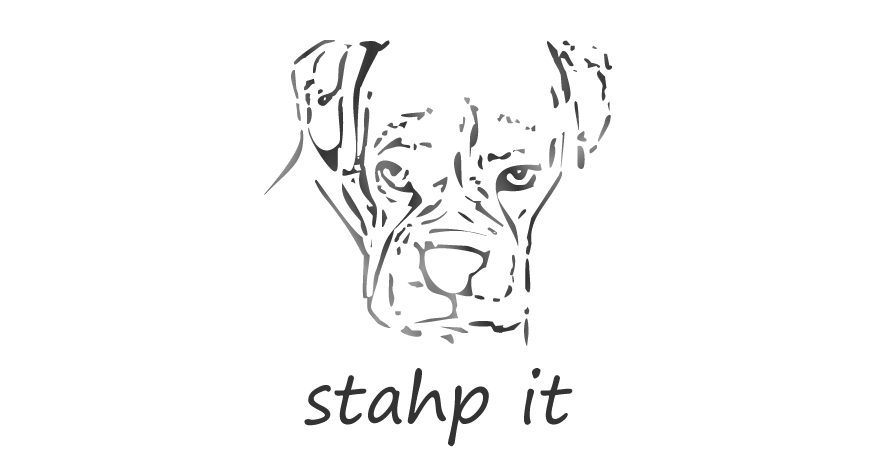 Image of Stahp Dog