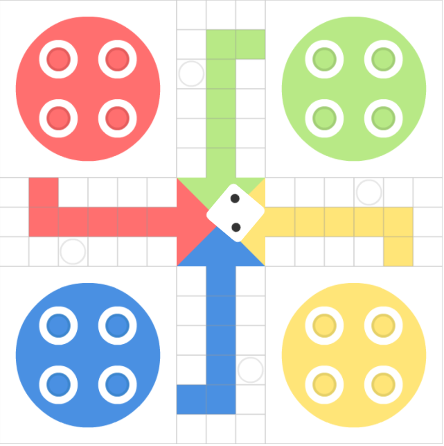 GitHub - TheGeekBros/Ludo: Remake of classical board game 'Ludo' in
