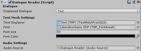 DialogueReader