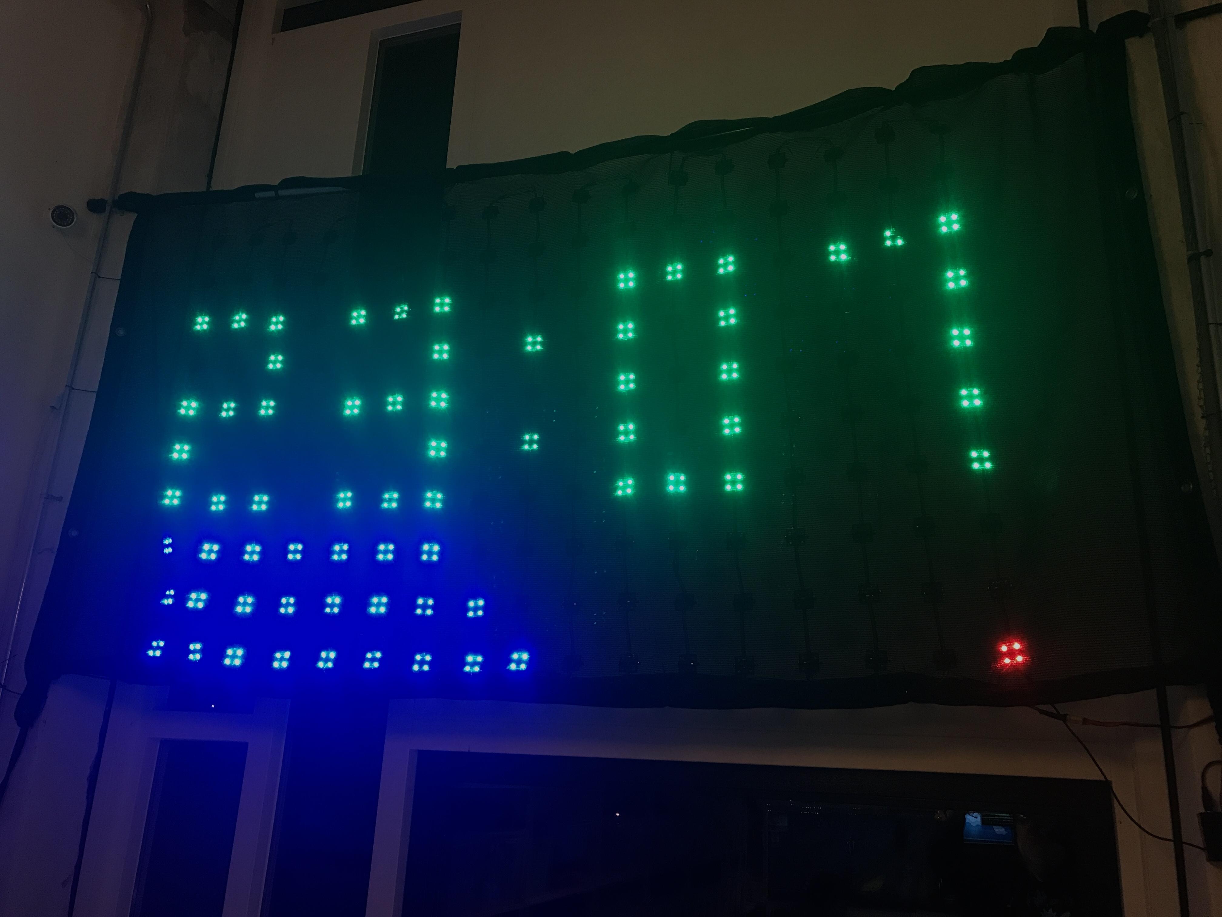 Artnet Clock