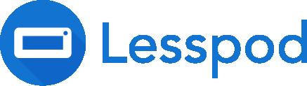Lesspod Logotype