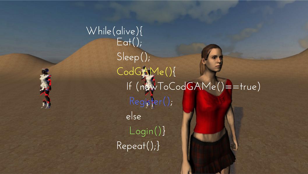 CodeGame v1