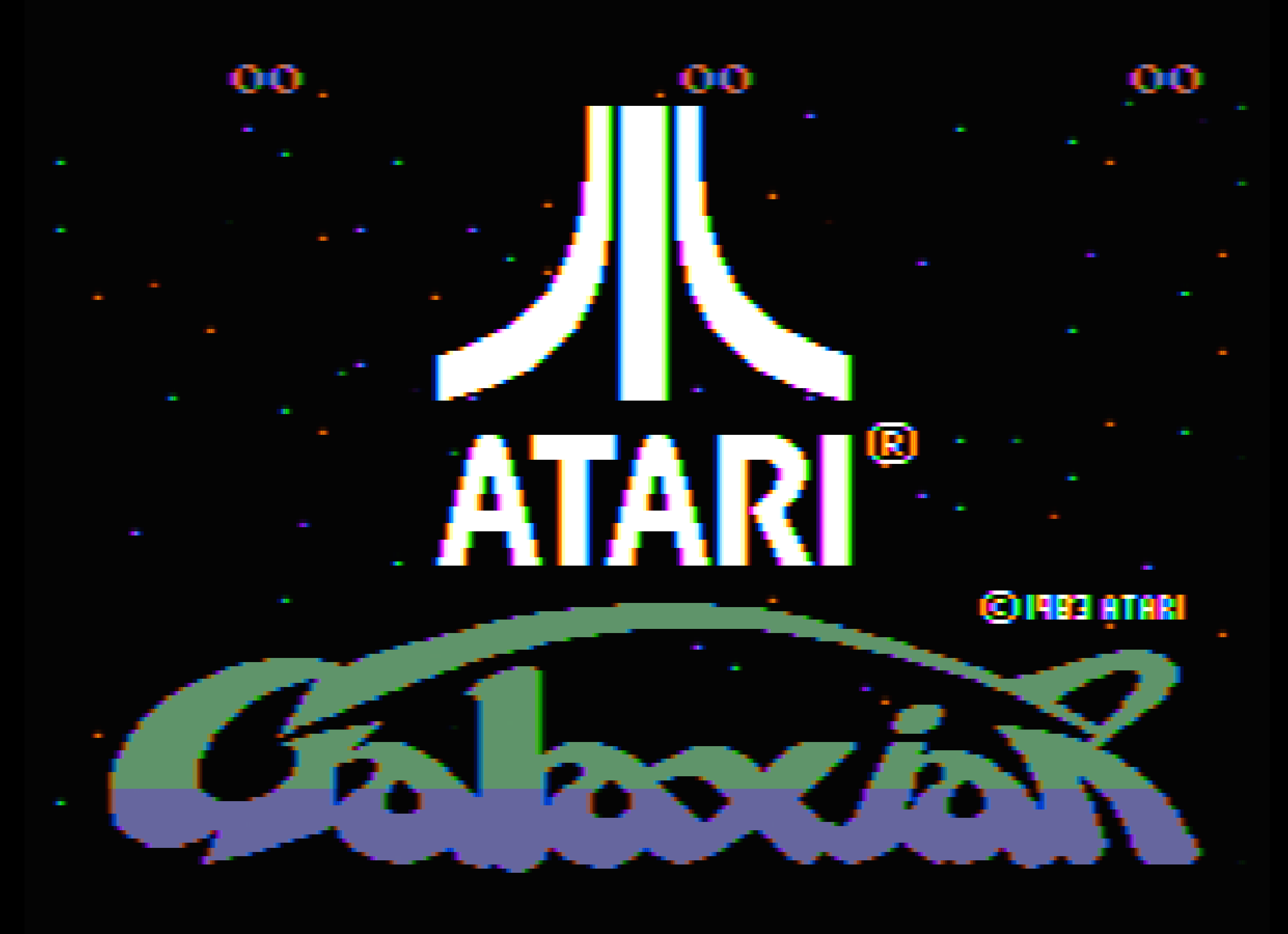 ColecoVision Galaxian