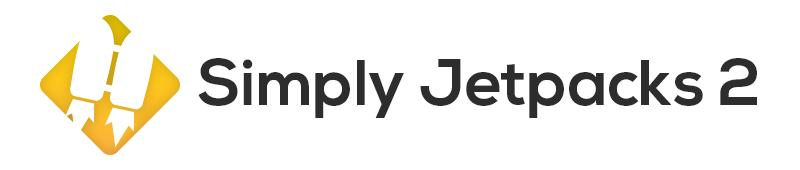 Simply Jetpacks 2 Logo