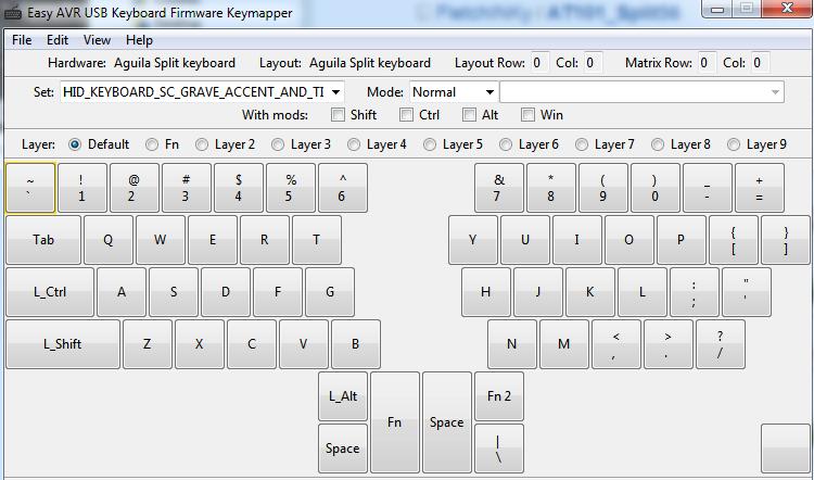Easy AVR display
