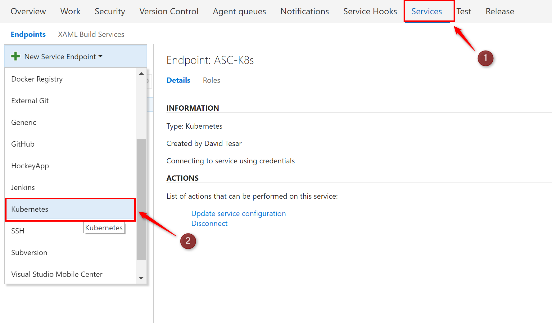 Kubernetes extension - Visual Studio Marketplace
