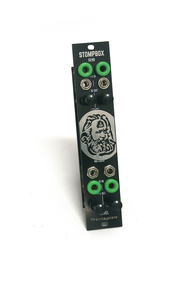 StompBox adapter
