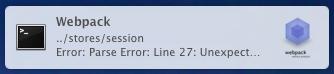 webpack-notifier screenshot