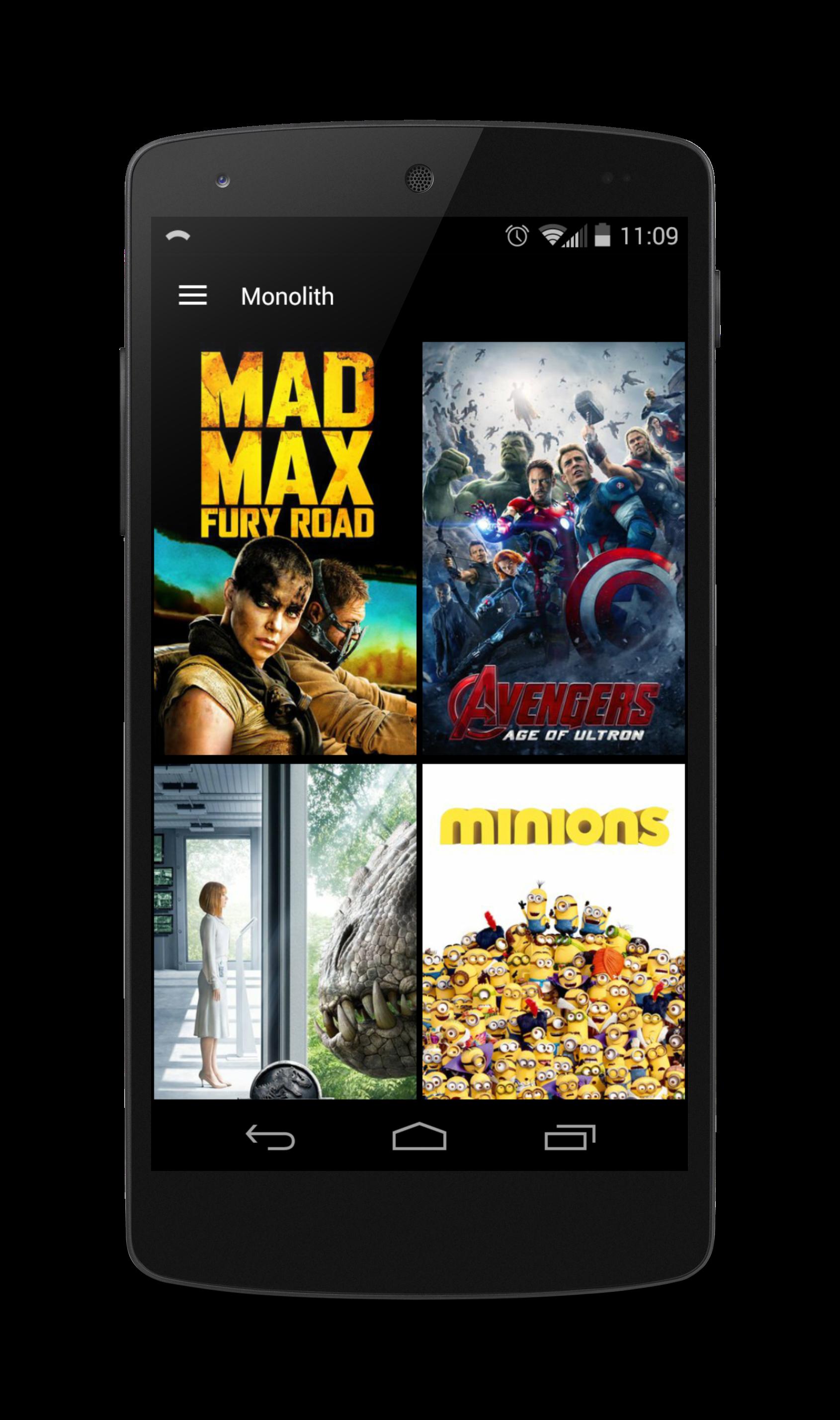 Udacity Movies App