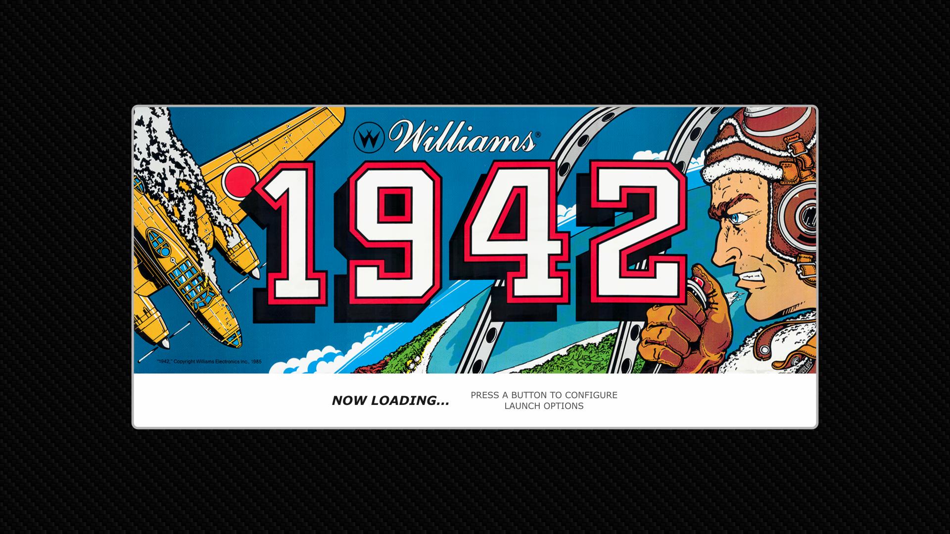 New Overlay: 1942 - Williams - RetroPie Forum