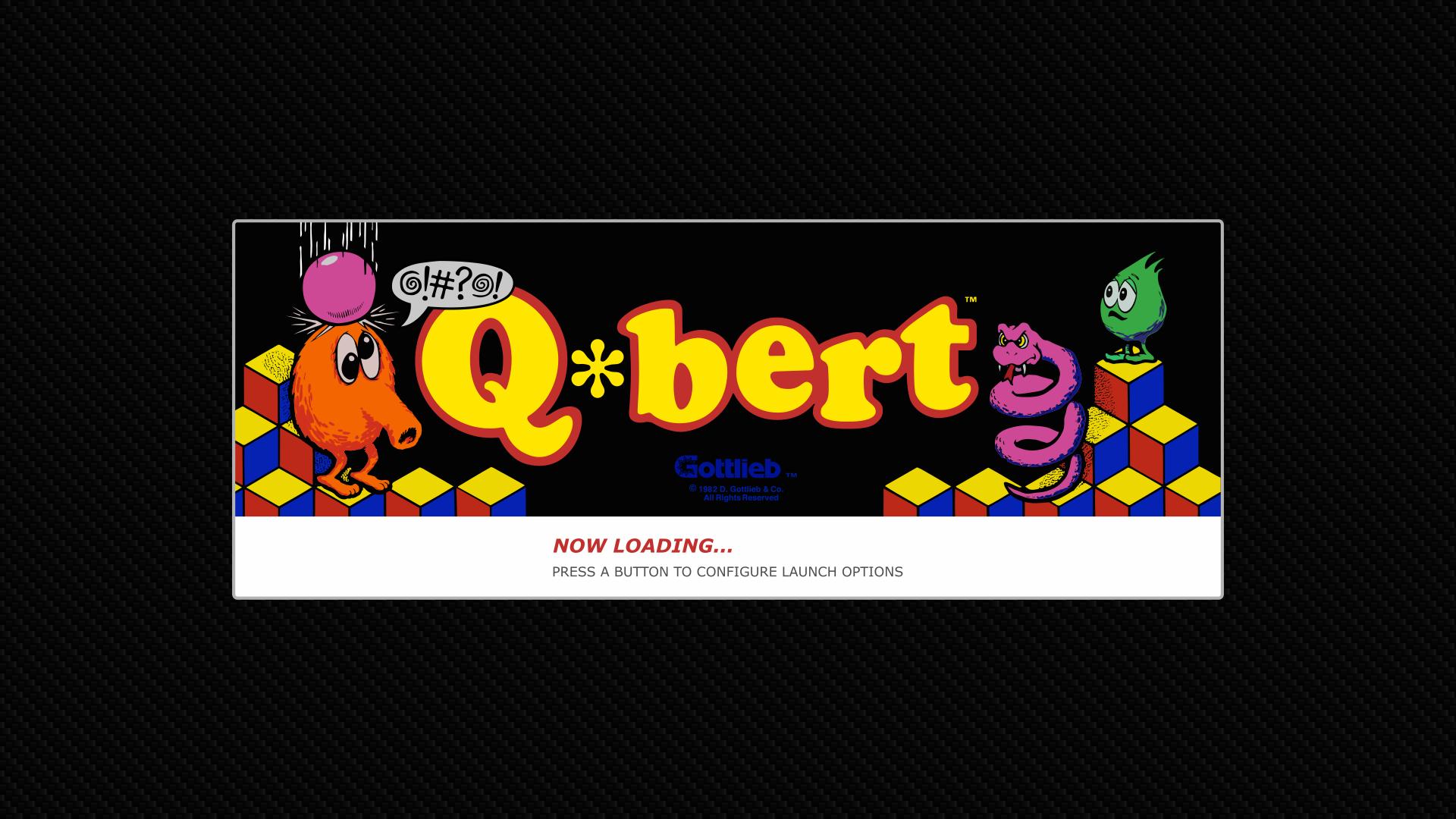 New Overlay Qbert