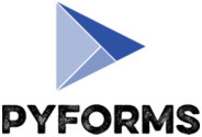 Pyforms logo