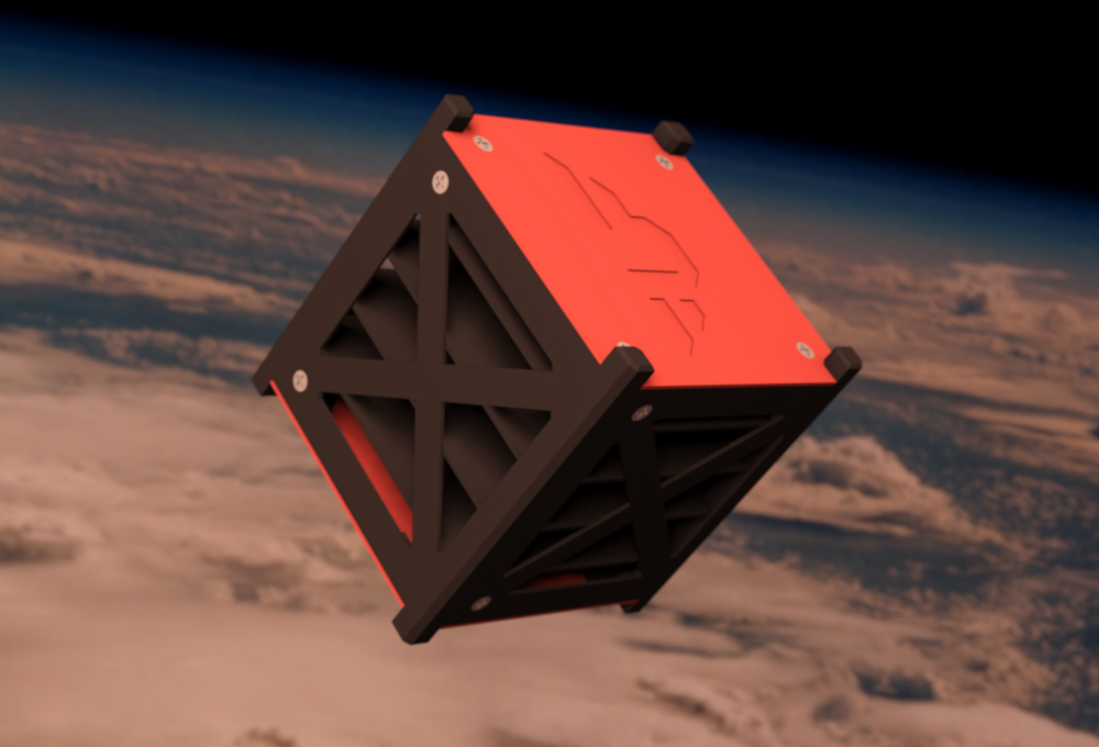 1U Cubesat Chassis
