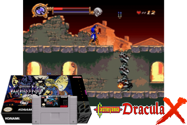Castlevania - Dracula X (USA)
