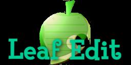 LeafEdit