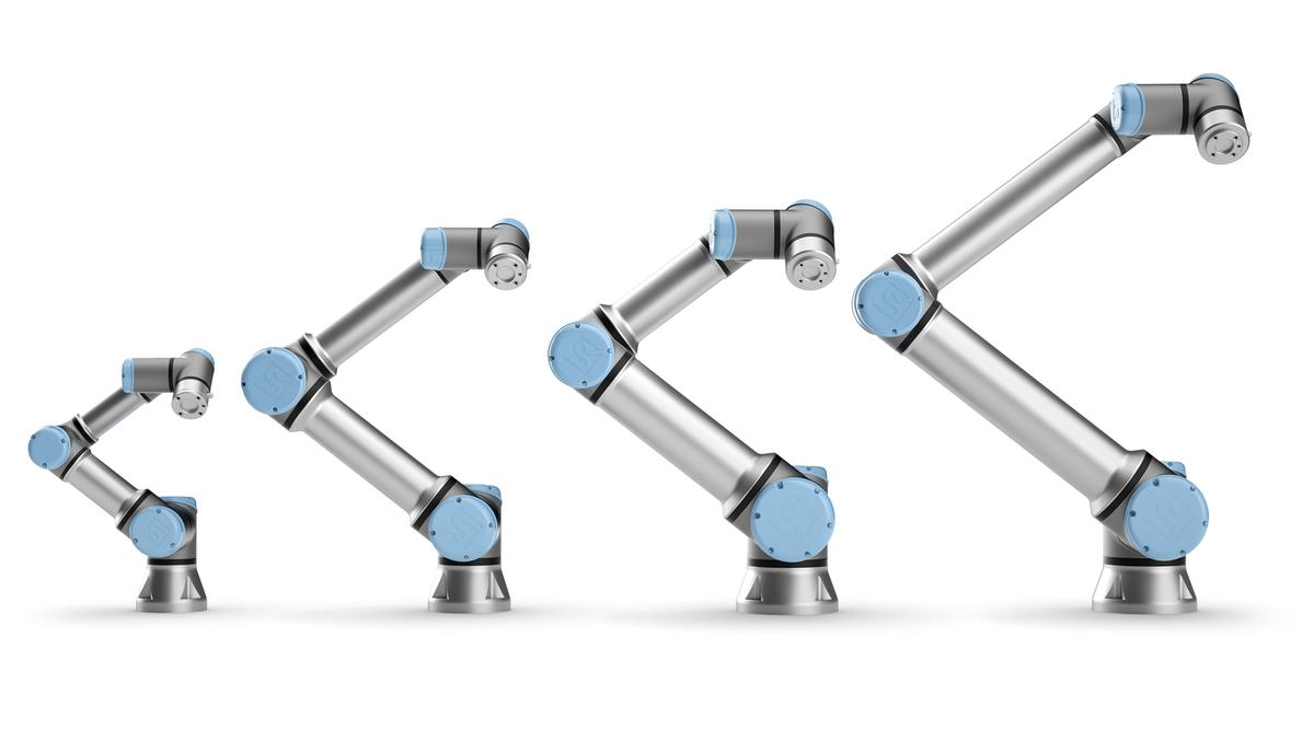 Universal Robot e-Series family