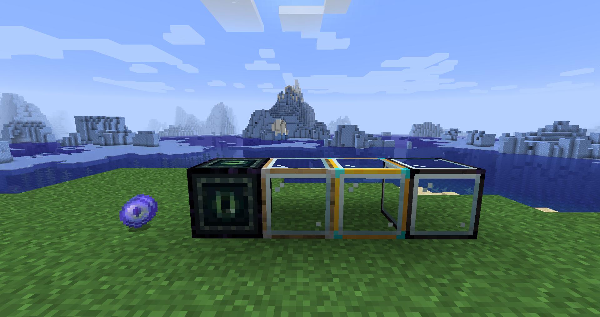 Blocks and items