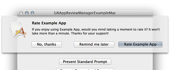 UAAppReviewManager
