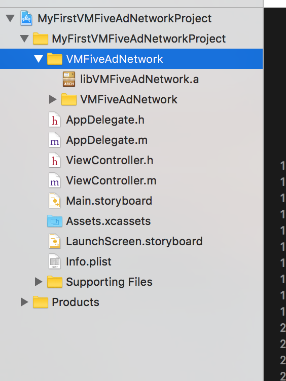 VMFiveAdNetwork