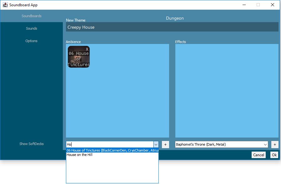 GitHub - VVEIRD/TabletopSoundboard: Soundboard App for the Elgato