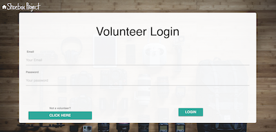 VolunteerLogin