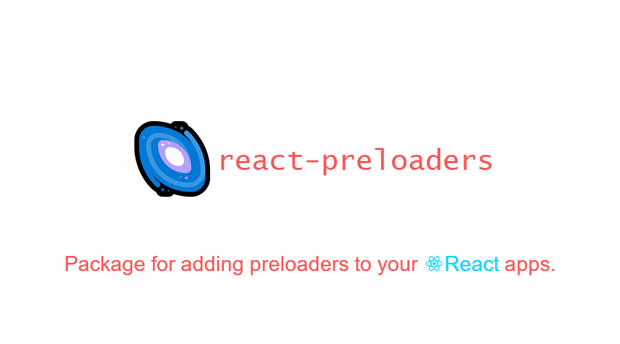 React Preloaders