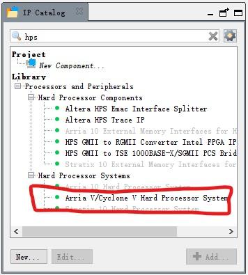从零开始搭建SoC系统(基于DE1-SoC开发板) - VERDVANA'S BLOG