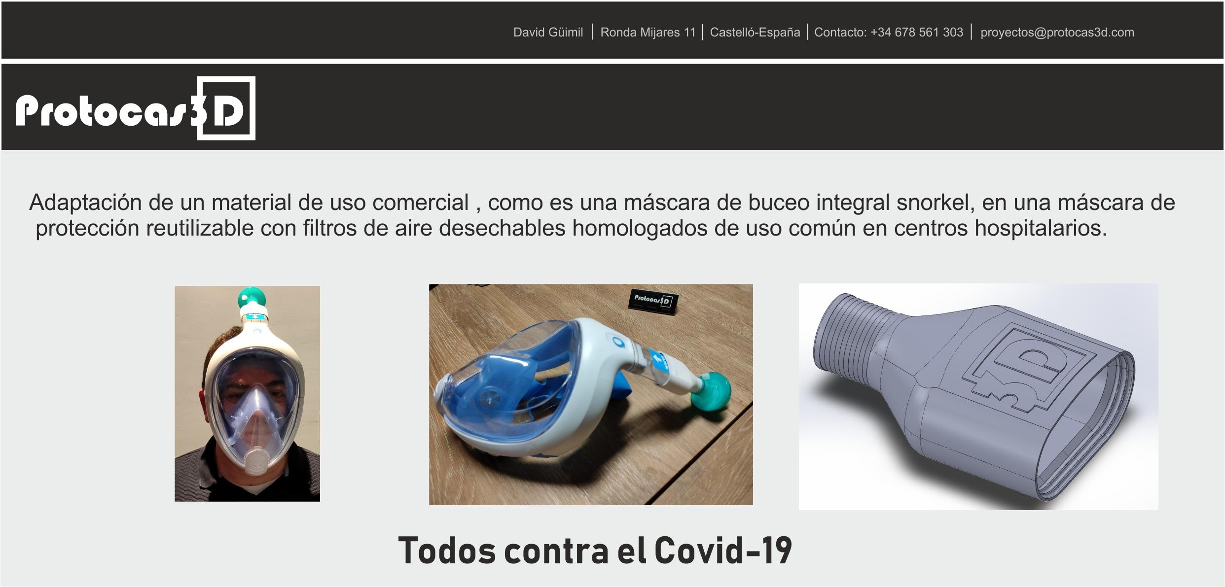 Cabecera proyecto adaptador entre snorkel y epi sanitario
