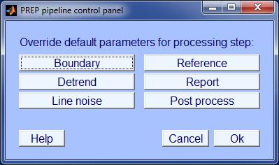 EEG-Clean-Tools (PREP Pipeline)