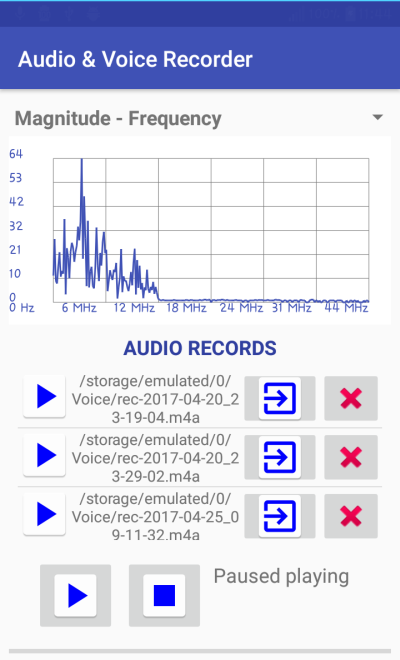 Android voice recorder github