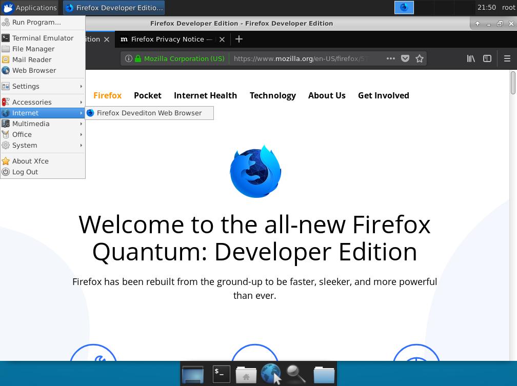 GitHub - VitexSoftware/FirefoxDevelEditionDeb: Debian