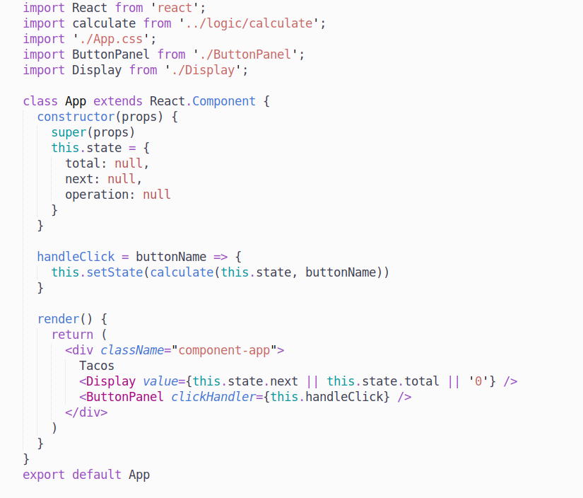 preview syntax jsx