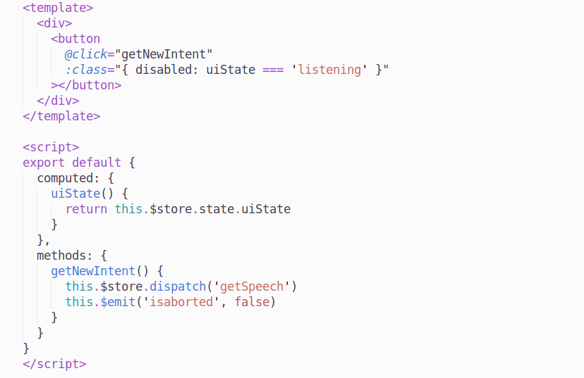 preview syntax vue