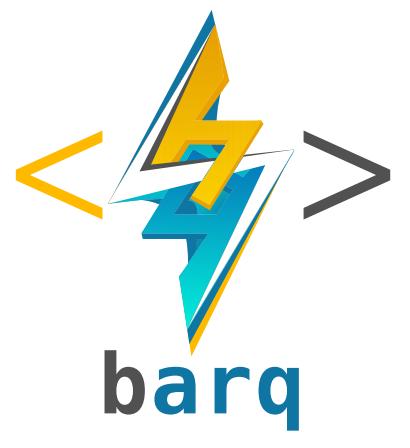 Logo of barq
