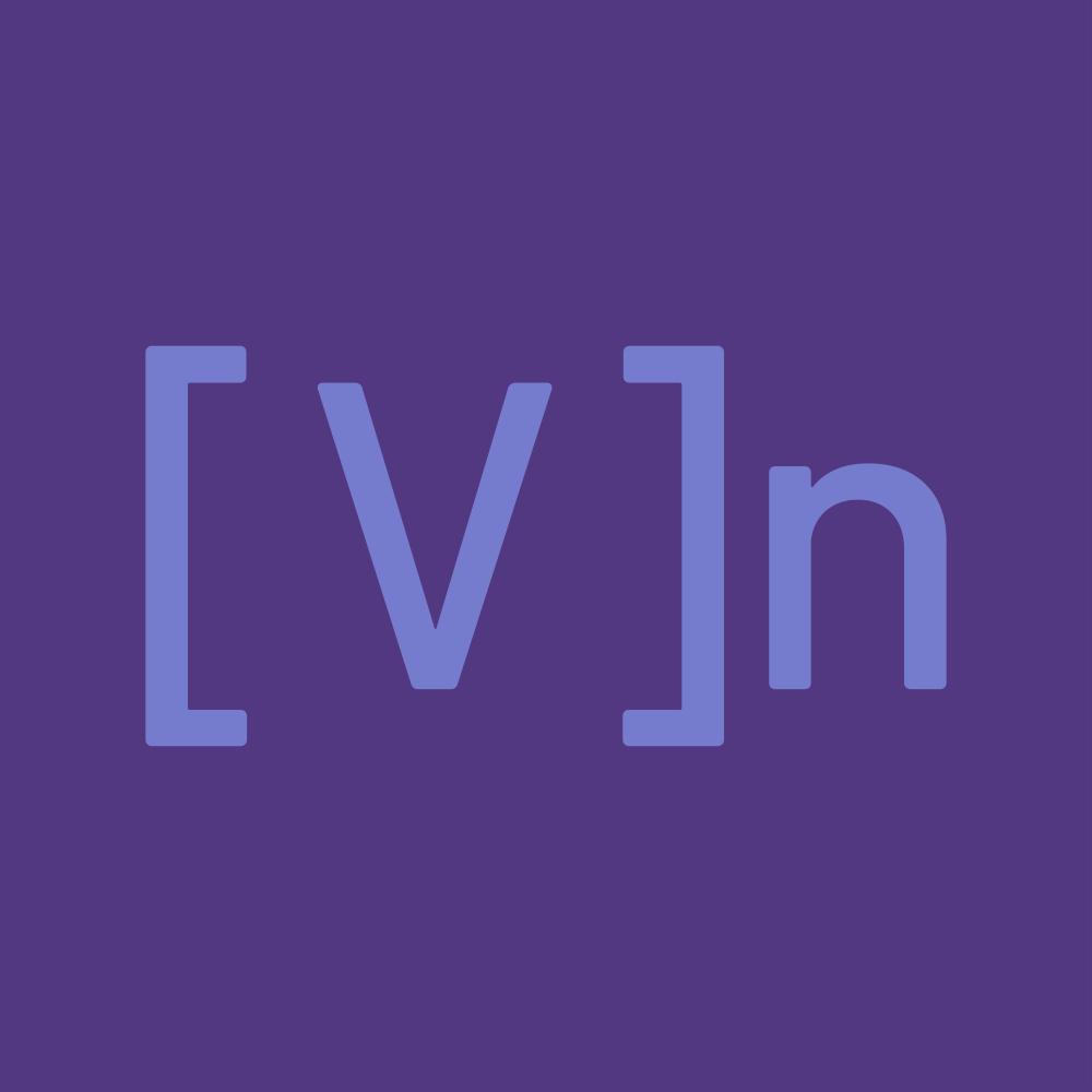 [v]n logo