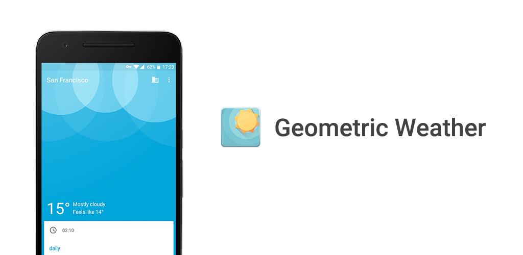 Geometric Weather