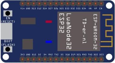 LuaNode32_ESP32_30pins fritzing parts.