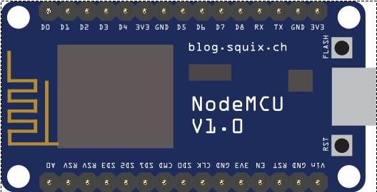 NodeMCU_ESP8266 fritzing parts.