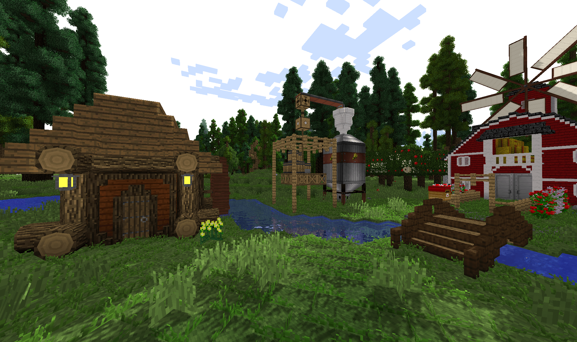 Announcing Homestead, a new TFC-inspired modpack  Featuring custom