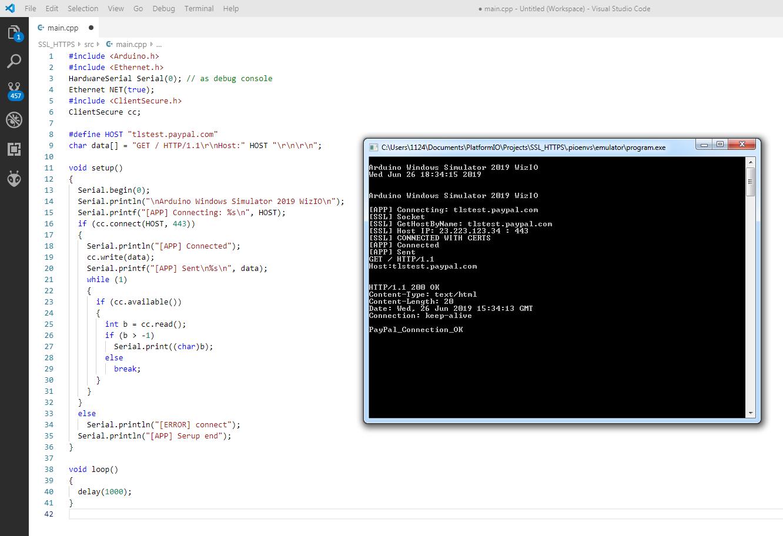 GitHub - Wiz-IO/platform-wizio: Arduino-PlatformIO Simulator