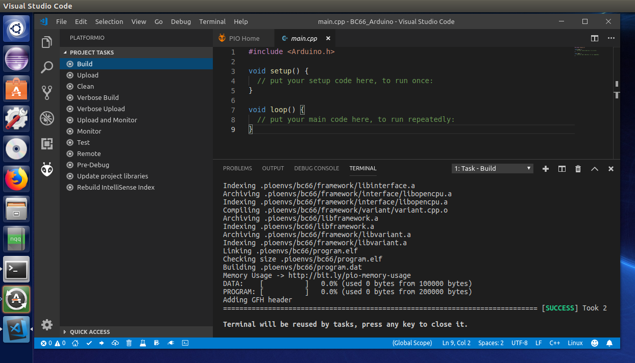 GitHub - Wiz-IO/platform-quectel: Quectel development platform for