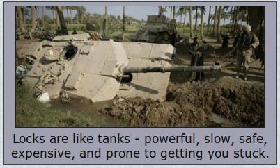 Mutex Tank