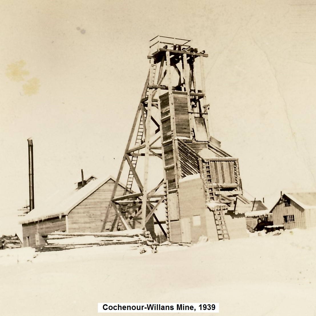 Cochenour-Willans Mine, Red Lake - Cochenour