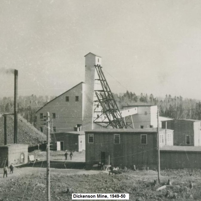 Dickenson Mine, Red Lake - Balmertown
